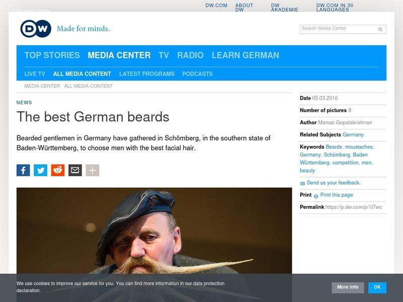 Screenshot von http://www.dw.com/en/the-best-german-beards/g-19096782
